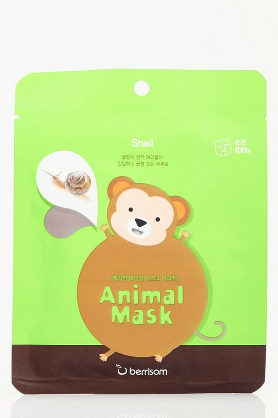 Calming Monkey Face Mask