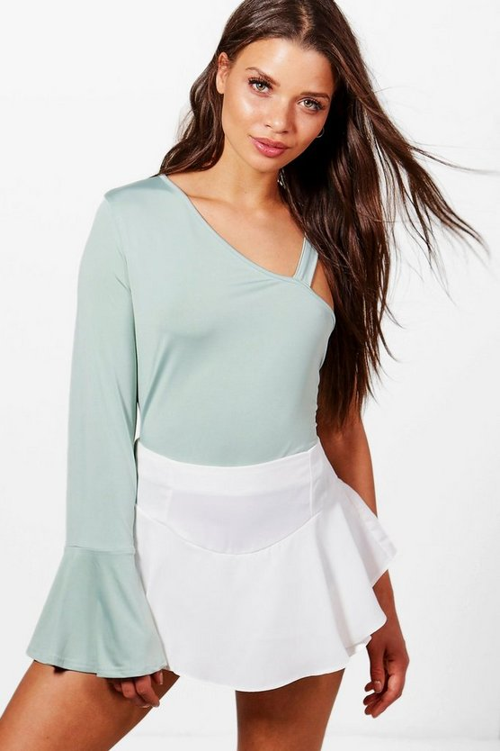 Scarlett Slinky One Sleeve Top