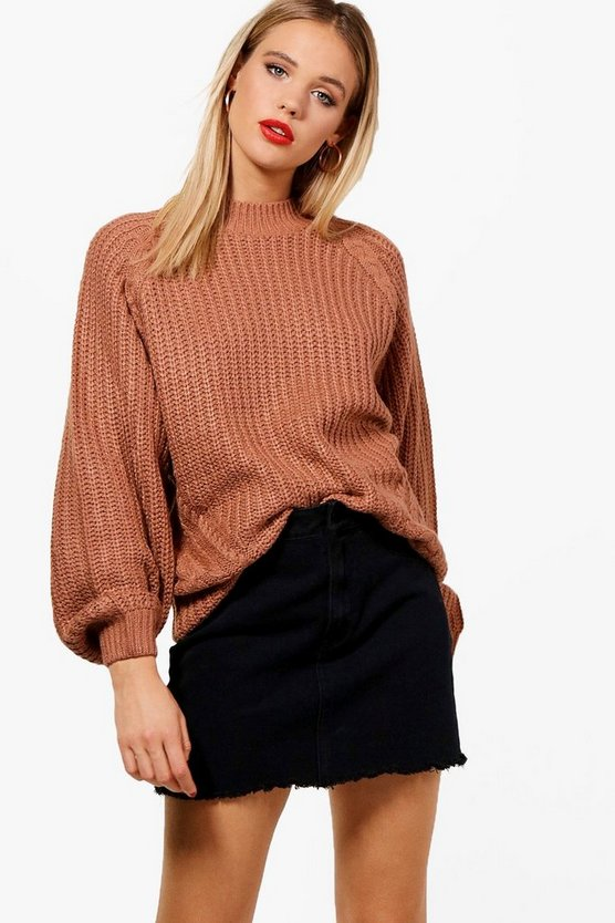Grace Cable Knit Jumper