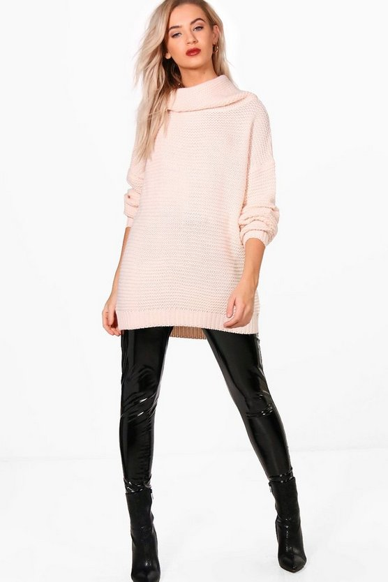 Amy Oversized Chunky Jumper
