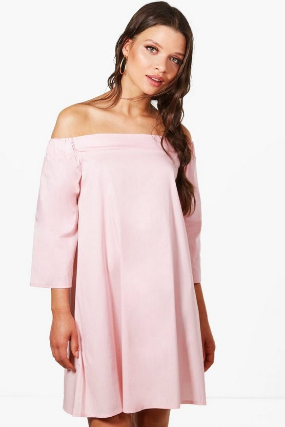 Lottie Off The Shoulder Dress