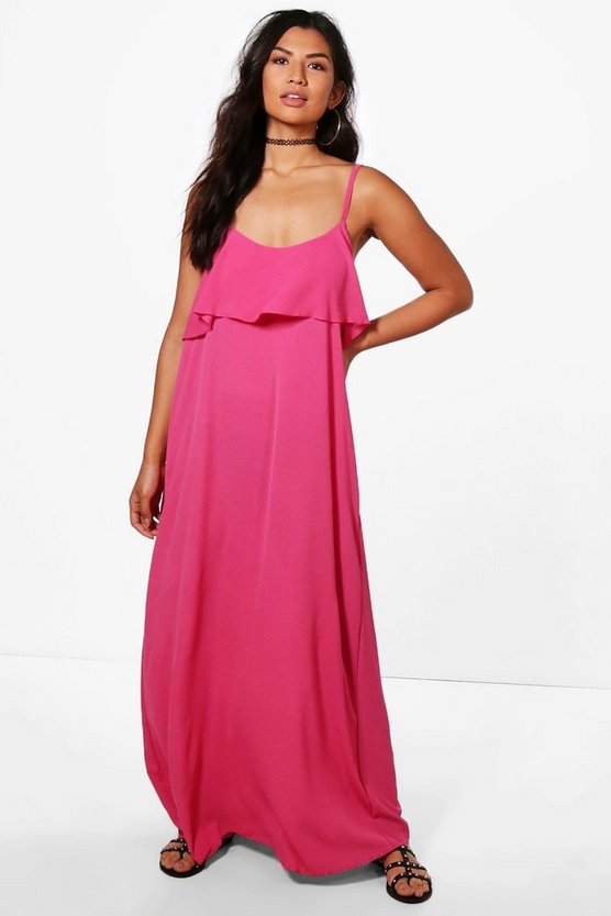 Danni Off The Shoulder Maxi Dress