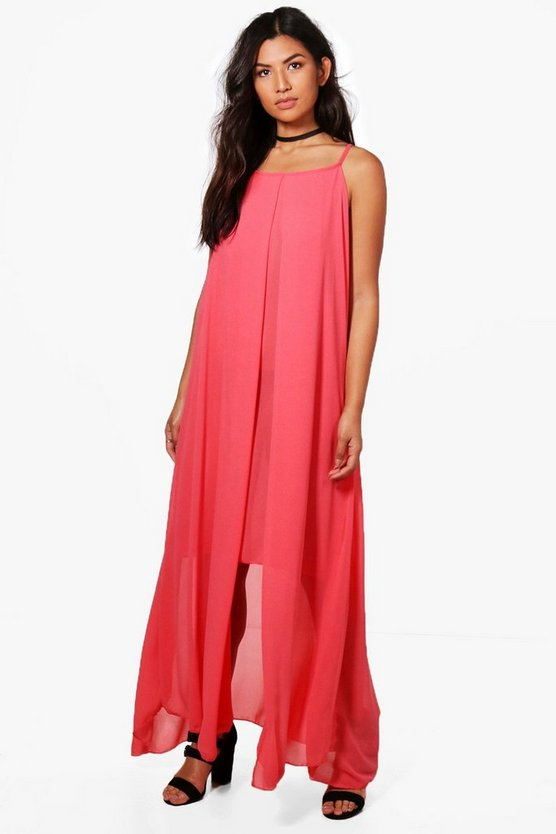 Catherine Swing Maxi Dress