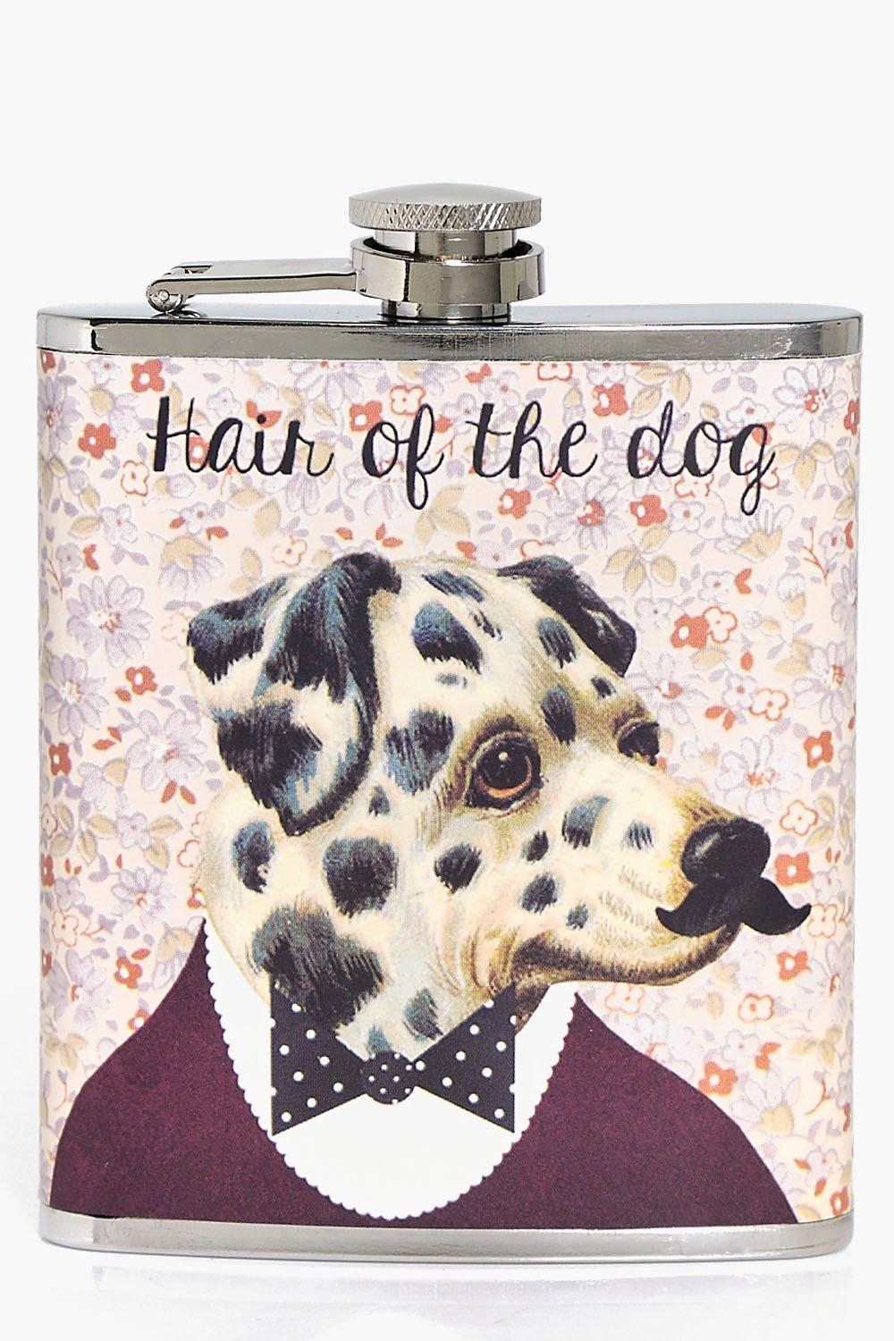 Of The Dog Hip Flask - multi - Hair Of The Dog Hip