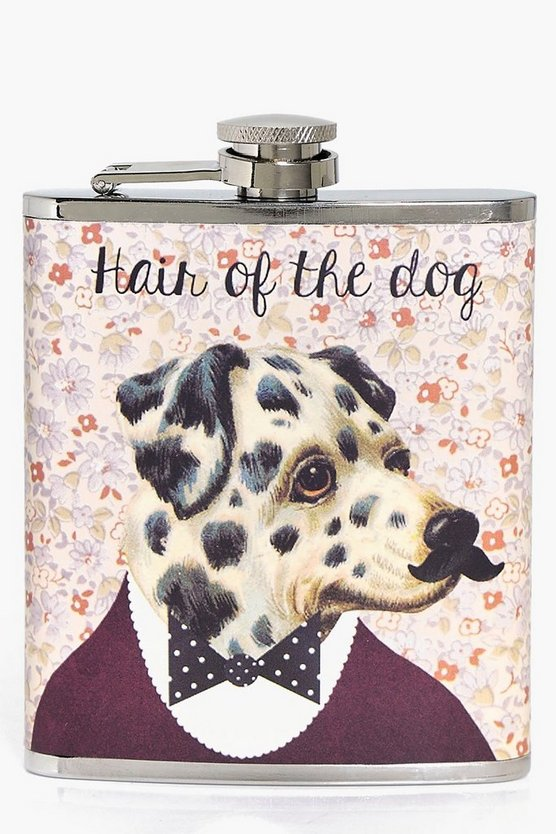 Hair Of The Dog Hip Flask