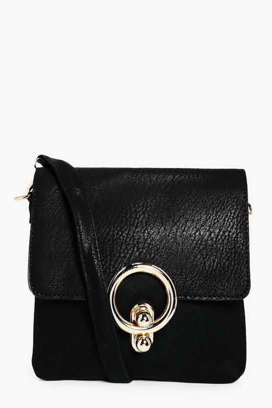 Ella Circle Ring Cross Body Bag