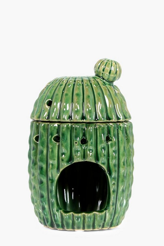 Cactus Tea Light Holder & Oil Burner