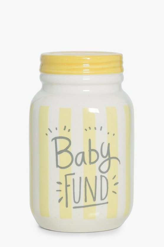 Baby Fund Money Box