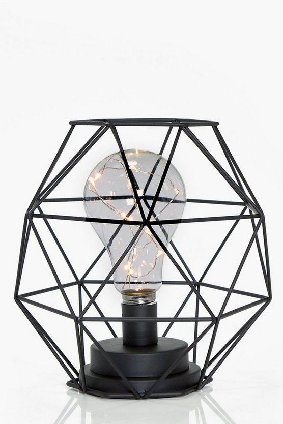 Galactic Hexagon LED Lamp