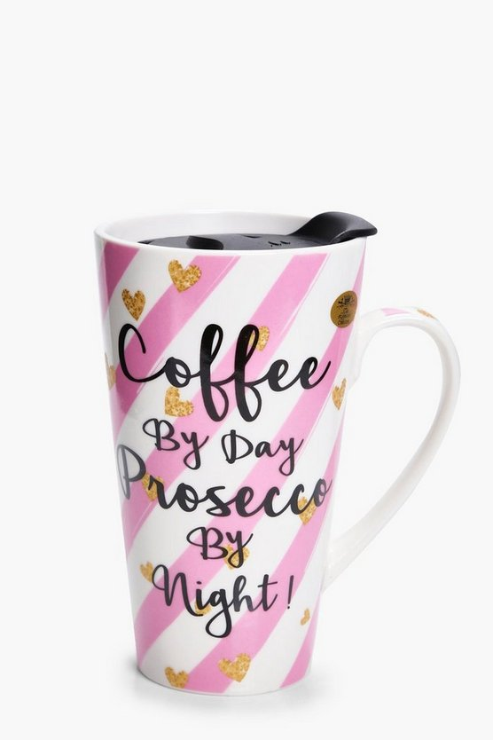 Coffee & Prosecco Travel Mug