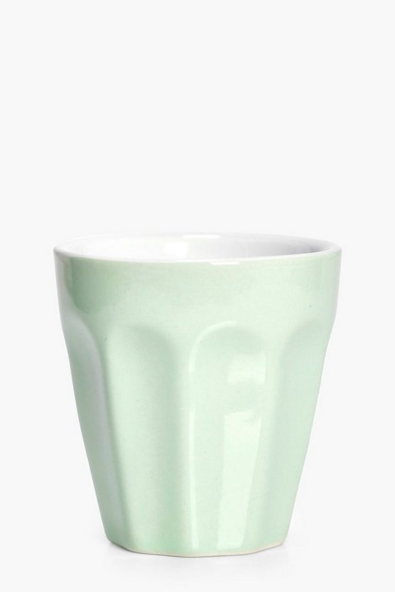 Pastel Ceramic Mini Coffee Cup