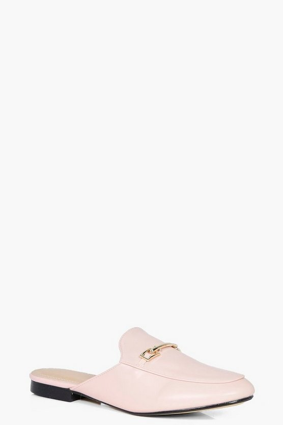Layla Slip On Mule Loafer