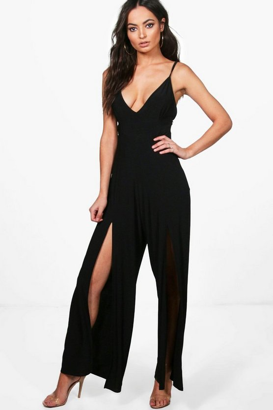 Lauren Wide Leg Jumpsuit
