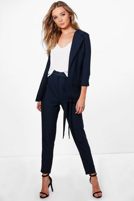 Lucy Premium Belted Trouser