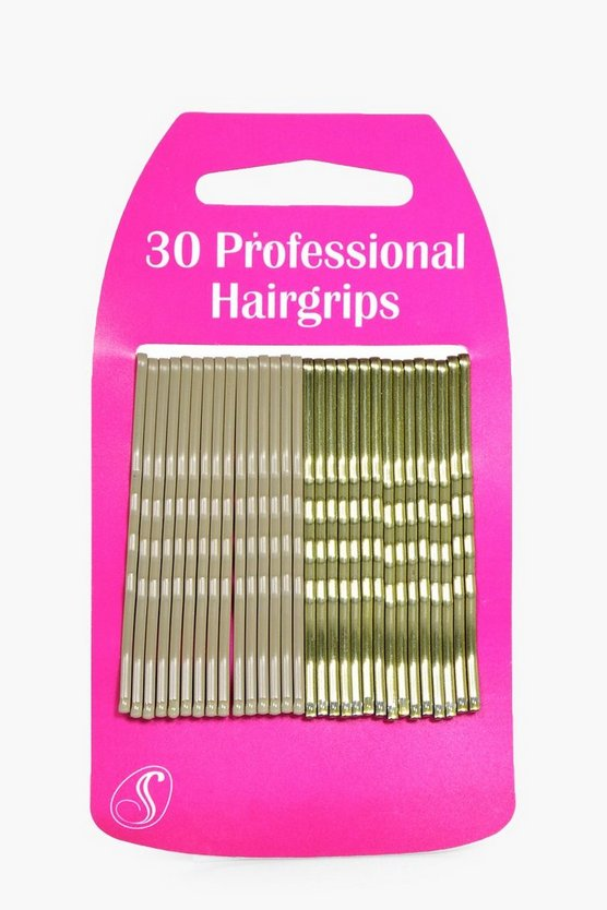 Matilda Long Hair Kirby Grips 30 Pack