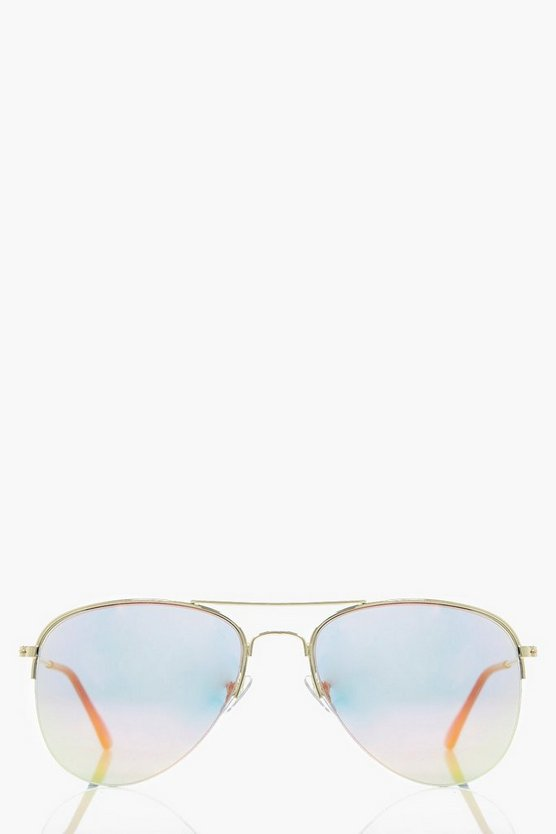 Ivy Mermaid Revo Lense Aviator Fashion Glasses