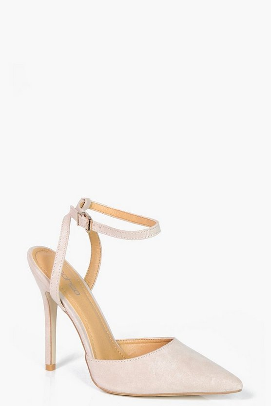 Eloise Court Sling Back Stiletto