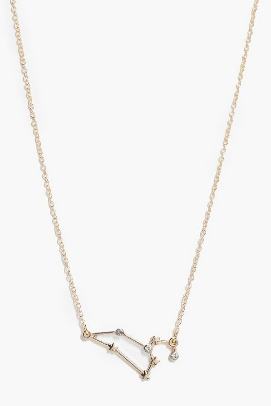 Amy Diamante Constellation Star Sign Necklace