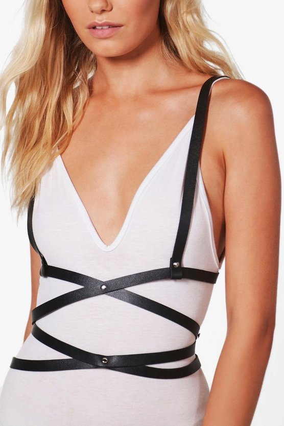 Lauren Strappy Body Harness