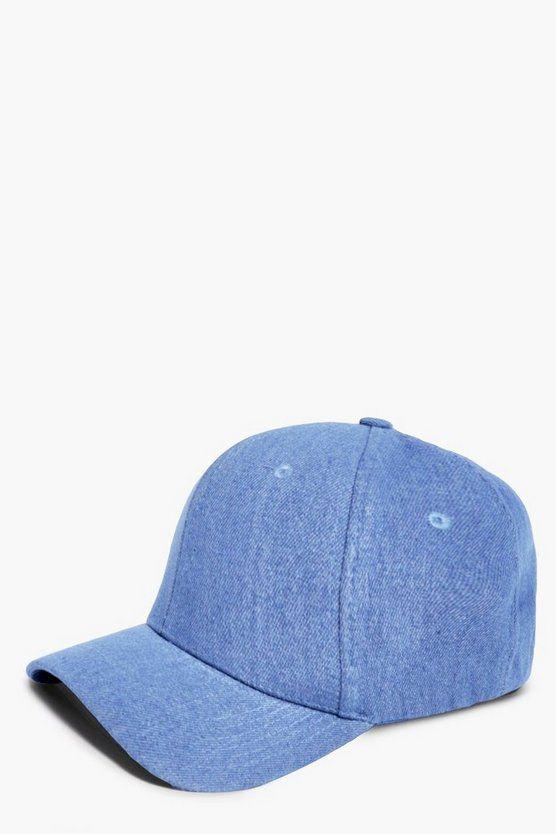 Harriet Denim Baseball Cap