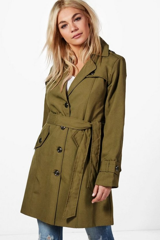Lucy Trench Coat