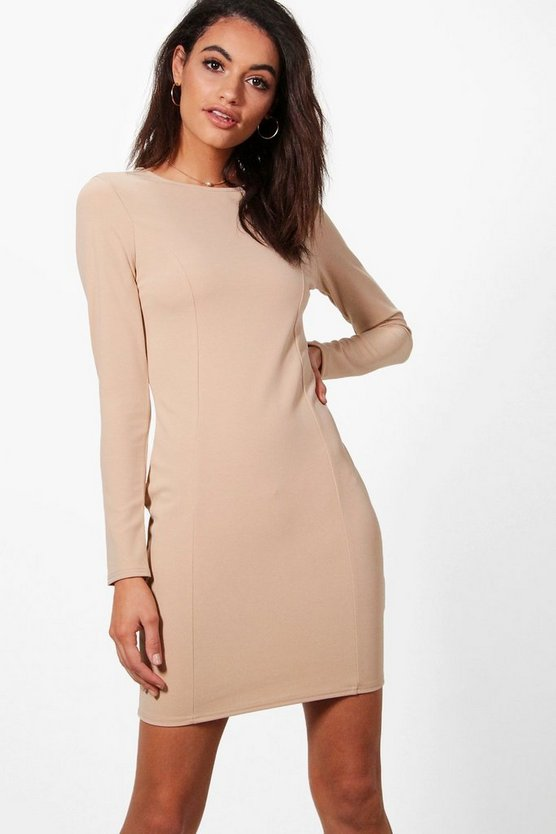 Emma Seam Detail Dress