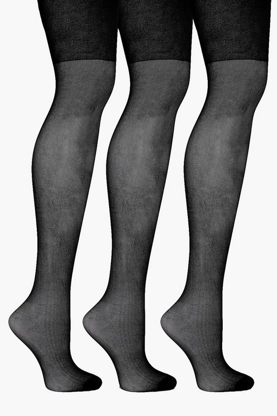 Eliza 3 Pack 20 Denier Tights