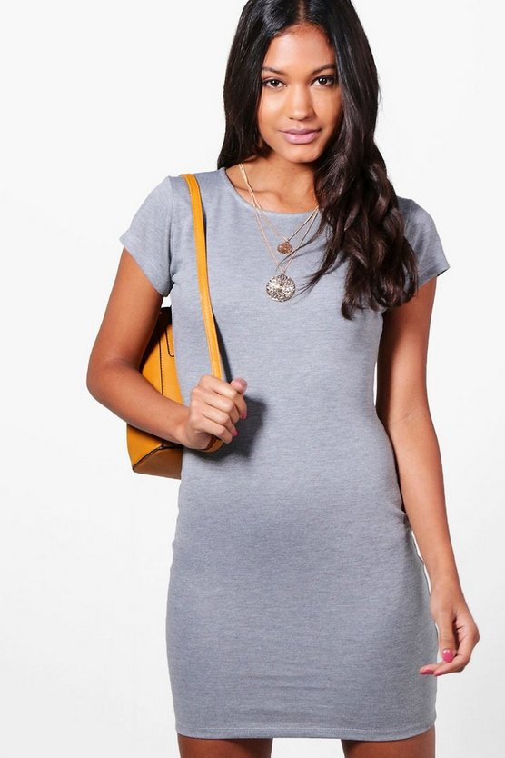 Niamh Cap Sleeve Bodycon Dress