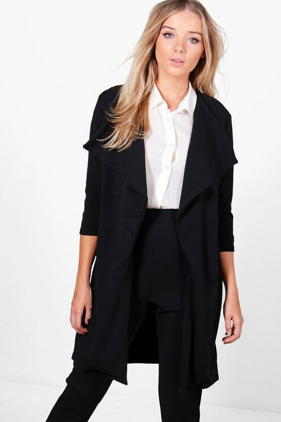 Emily Waterfall Duster