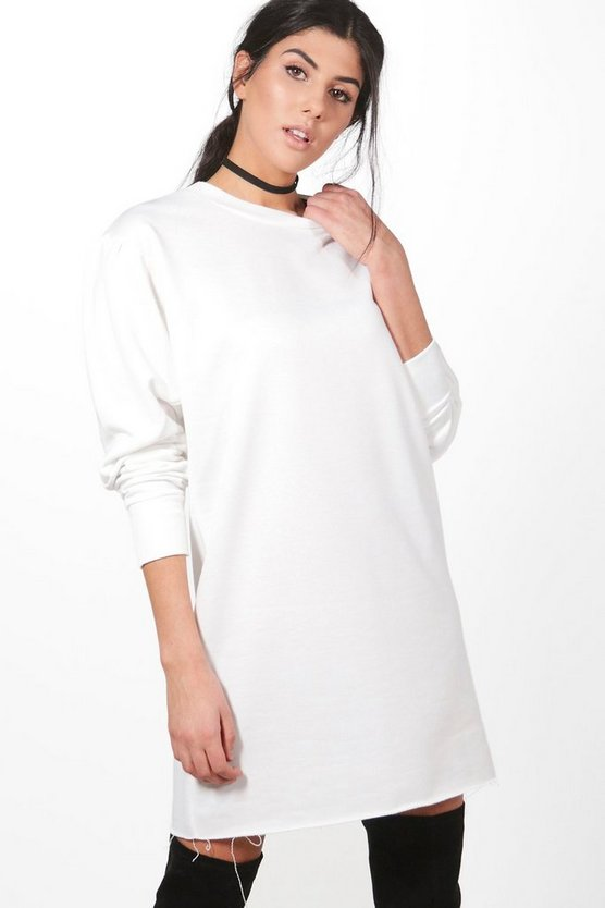 Sophie Half Balloon Sleeve Sweat Dress