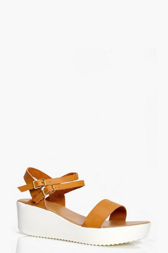 Piper Ankle Band Wedge