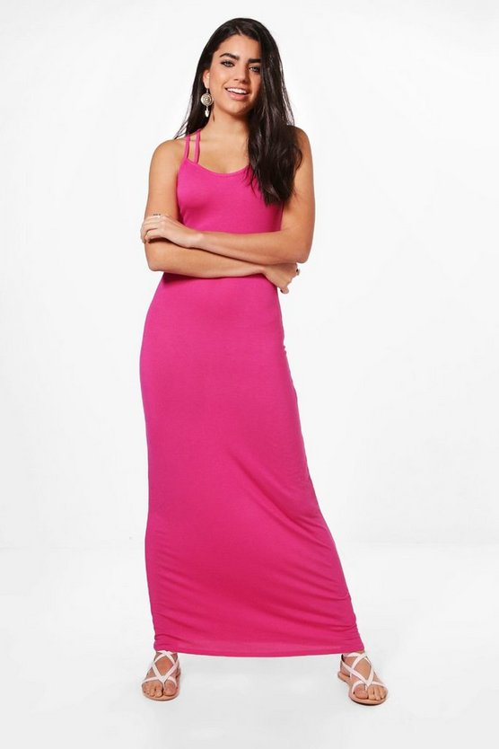 Joan Multi Strap Maxi Dress