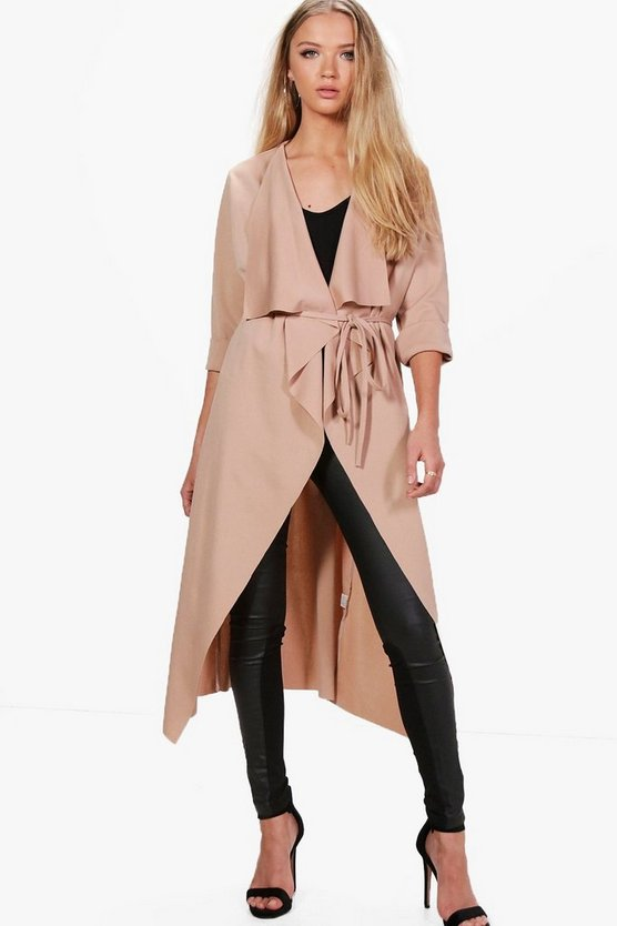 Mollie Belted Midi Duster