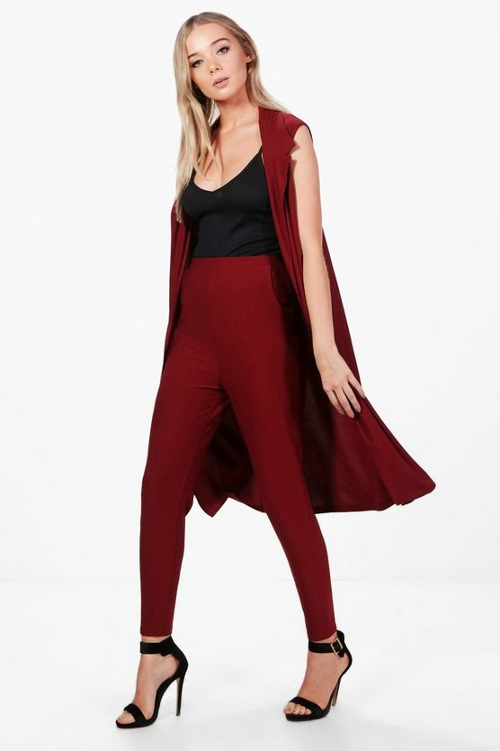 Karina Stretch Skinny Trouser