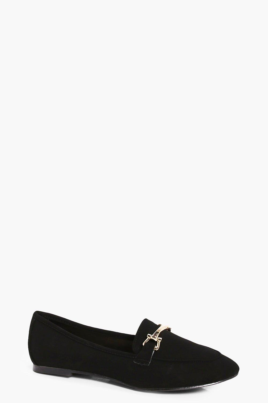 Imogen Metallic Trim Loafer