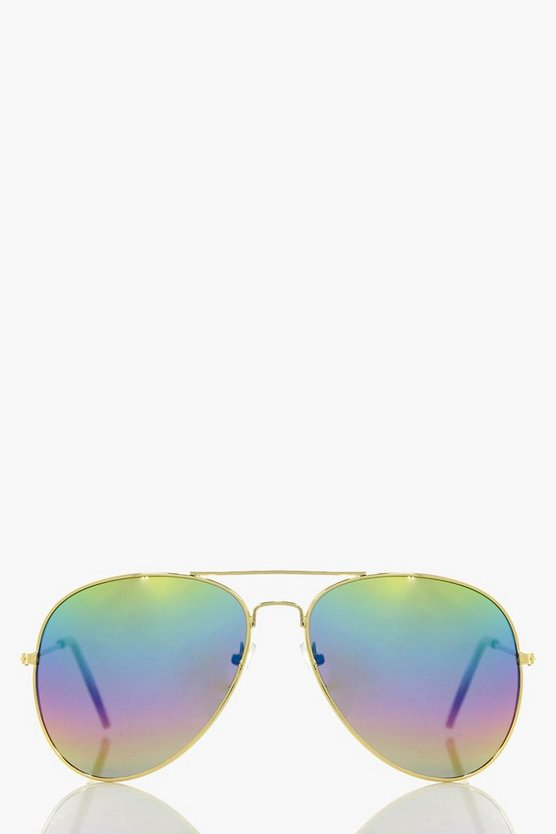 Erin Revo Lense Aviator Fashion Glasses