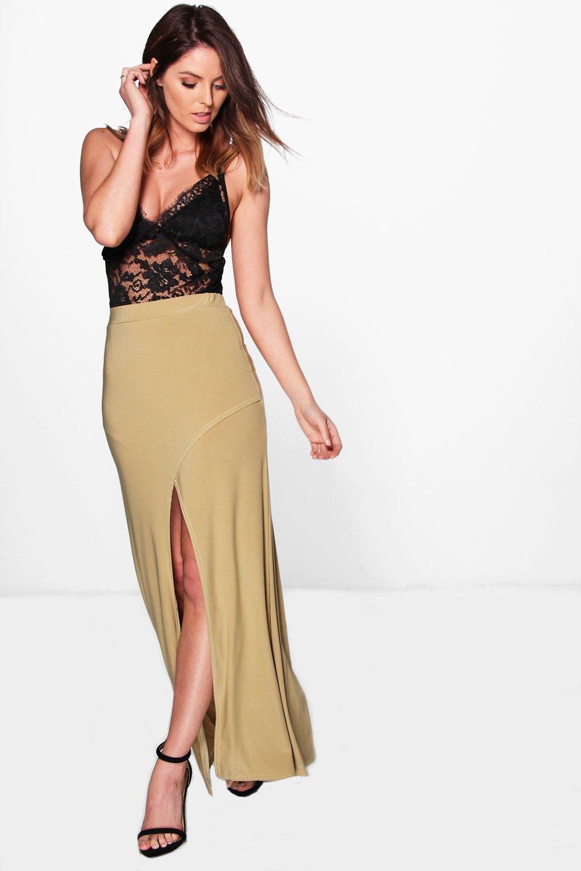 Maxi skirts | shop all Long Skirts at boohoo.com