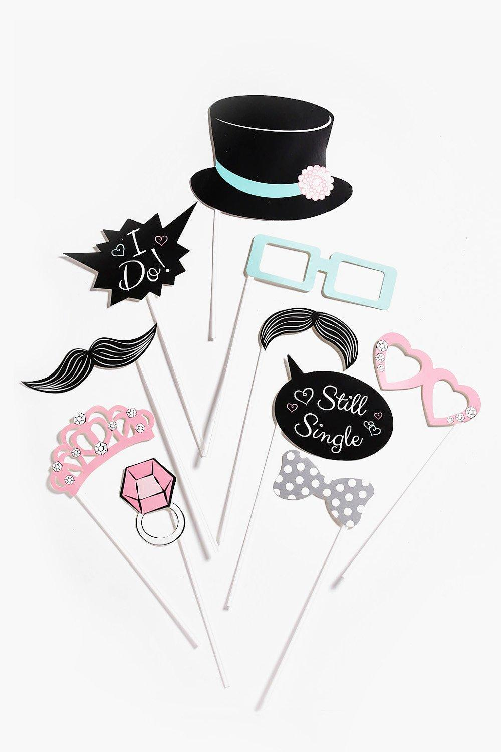 Party Selfie Props - multi - Bridal Party Selfie P