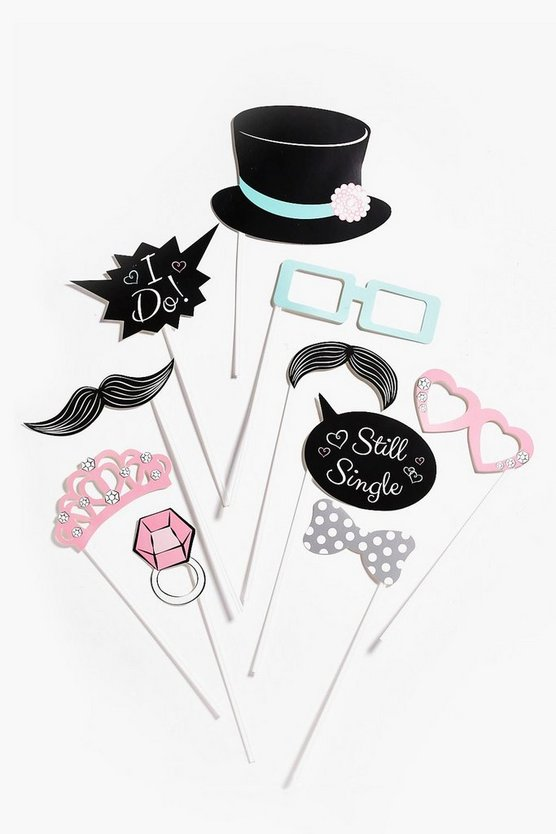 Bridal Party Selfie Props