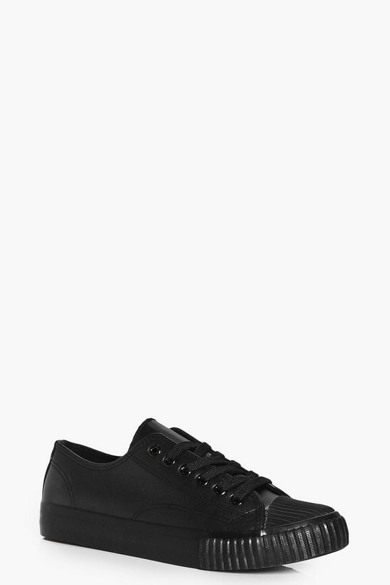 Gracie Lace Up Trainers