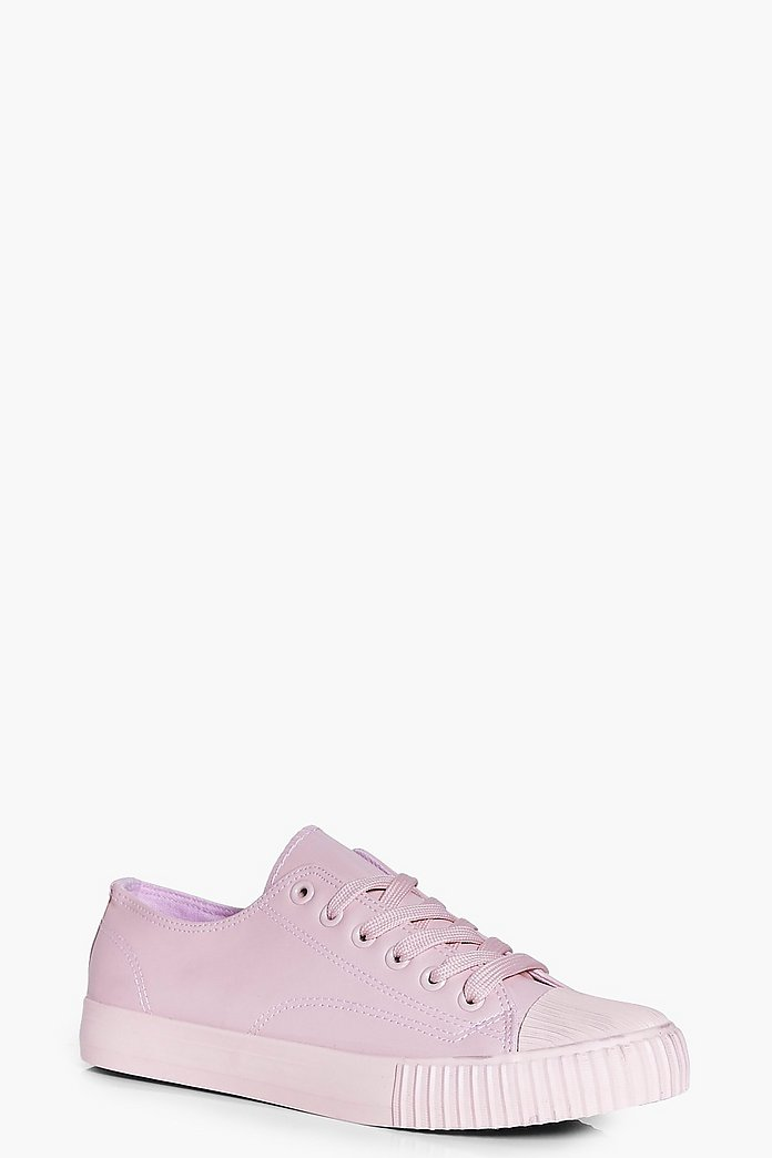 Gracie Lace Up Trainer