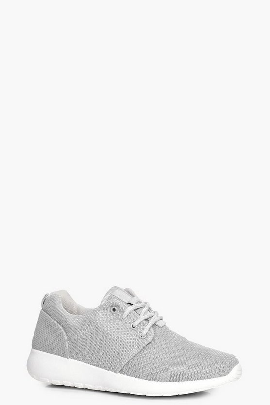 Natalie Lace Up Trainer