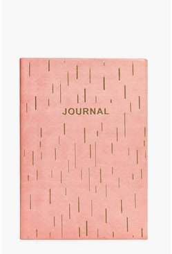 A5 Striped Journal Note Book