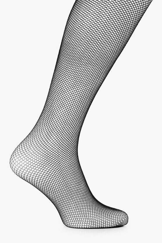 Phillipa Small Scale Fishnet Tights