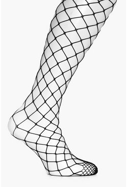 Casey Oversized Fishnet Tights