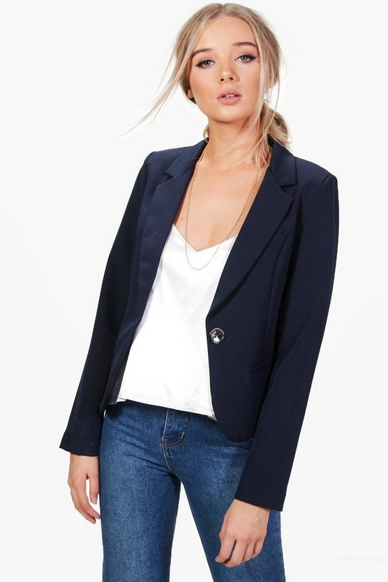 Francesca Tailored Blazer