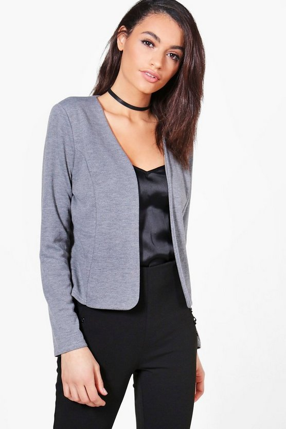 Harriet Edge To Edge Ponte Blazer