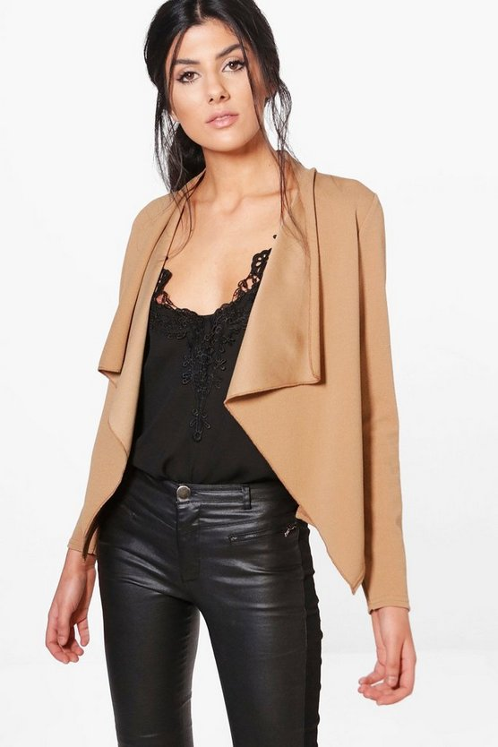 Gaby Waterfall Blazer