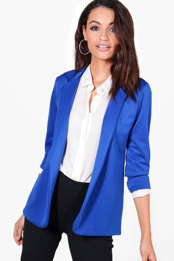 Kate Fitted Blazer