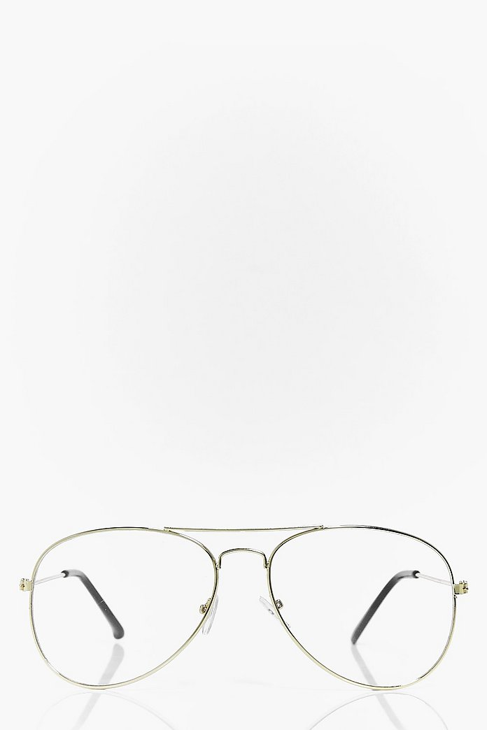 Freya Vintage Aviator Glasses